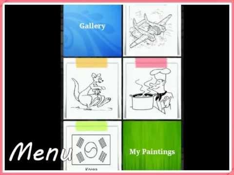 Video of Kids Painter (LG Ranking 8)