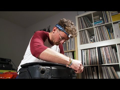 GIVING A SECOND LIFE TO DJ TROLLEYS (EB.TV Feature)