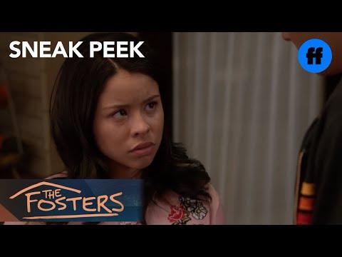 The Fosters | Season 5, Episode 2 Sneak Peek: Jesus Doesn't Want To Work With Mariana | Freeform