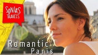Travel Paris: Romantic French, Romantic Paris