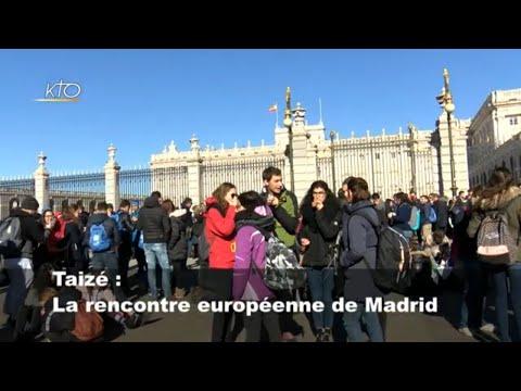 Taizé : la rencontre européenne de Madrid