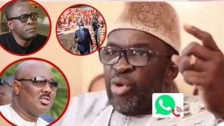 Encore audio fuité de Moustapha Cissé Lo avec des révélations choquantes «10 tonnes de riz