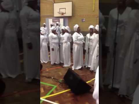 Moses orimolade uth choir