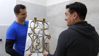 #casabuhnici - Acesta este dușul meu inteligent - Unboxing cu Ovidiu