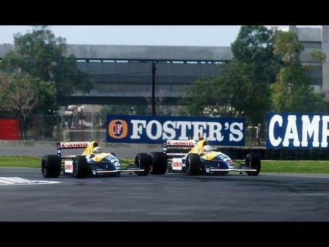 Flavio Gomes lembra como Williams deu lição de esportividade em 1991 | GP às 10