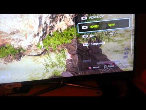 SAMSUNG TV  Input lag und Flüssiger Zocken [Tutorial]