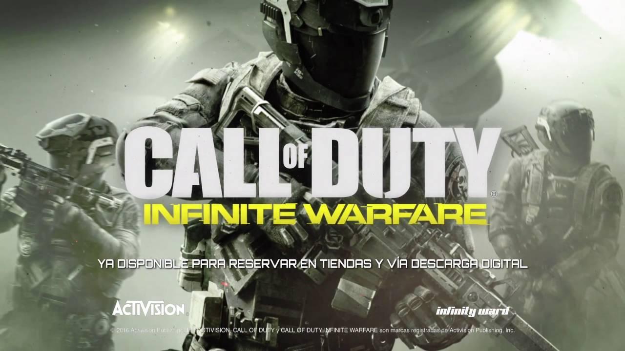 Disfruta de la beta de Call of Duty: Infinite Warfare a partir del 14 de octubre