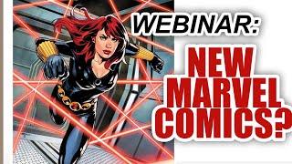 [FREE WEBINAR] Marvel Comics Coming in April 2020