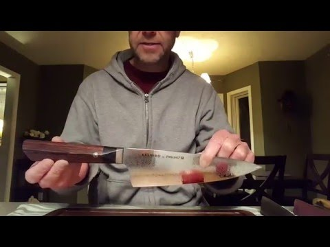 Kramer Meiji Chef Knife by Zwilling
