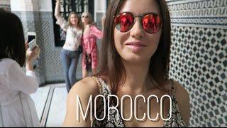 Смотреть онлайн Блогеры отправились в Марокко на 3 дня