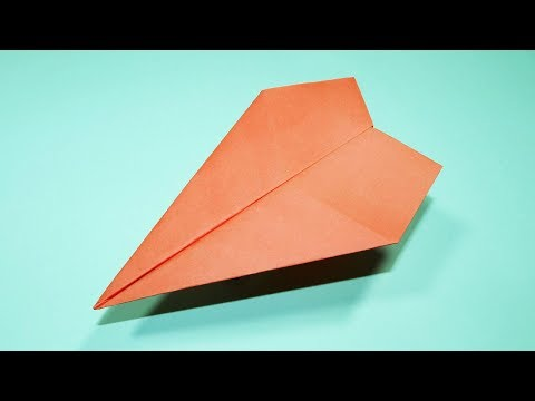 Download Longest Flying Paper Airplane Tutorial How To Make