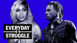 Everyday Struggle - 'FEFE' a Bigger Look for Nicki or 6ix9ine? Rich the Kid Really Hacked?
