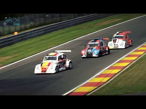 25 Hours VW Fun Cup 2018 - Best moments