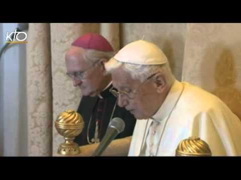 Visite ad limina : Discours Benoit XVI (sept.2012)