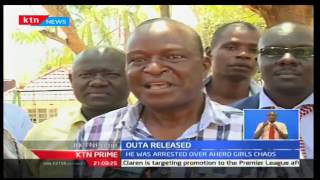 KTN Prime: Nyando MP Fred Outa is out on a Ksh. 100,000 bail, 12/10/16