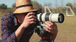 Quick Look | Canon EF 100-400mm F/4.5-5.6L IS II