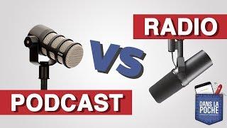 Radio VS Podcast - Feat François Sorel