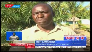 ODM Kilifi County officials assure of party's nomination exercise to be free and fair