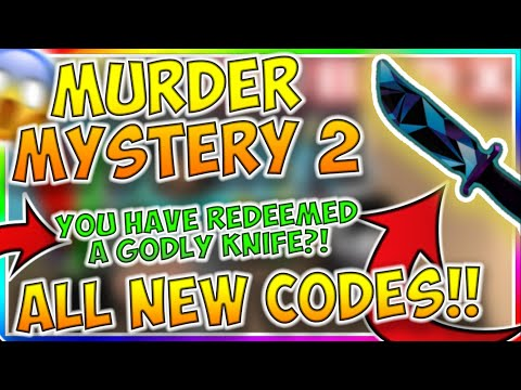 Murder Mystery 2 Roblox Codes 2019 Free Robux Websites - roblox murder mystery 2 codes september 2019