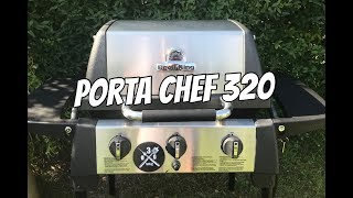 Der neue Campinggrill - Broil King Porta Chef 320 - Unboxing - 030 BBQ