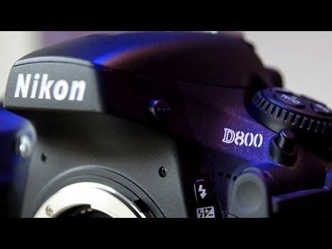 Nikon D800/e announced