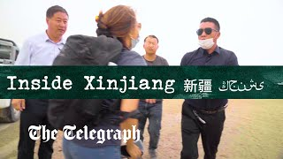 video: Hilton hotel to be built in Xinjiang after China bulldozes mosque