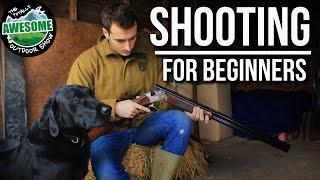 Shotgun Shooting for Beginners | TA Outdoors