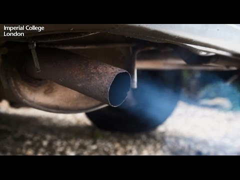 Researchers Show How Diesel Fumes Could Cause Flare Up Of