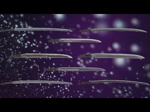 【名古屋刀剣ワールド】刀剣|YouTube動画