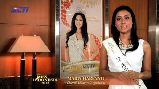 Maria Harfanti for Miss Indonesia 2015