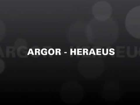 Argor-Heraeus Video