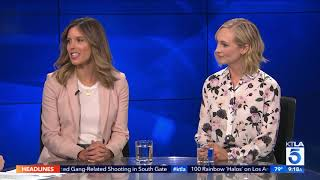 Candice King And Kayla Ewell Dish On Podcast Directionally Challenged
