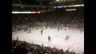 Halifax Mooseheads last minute before they win the Presidents Cup 2013
