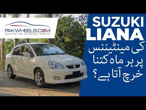 Periodic Maintenance Of Suzuki Liana | PakWheels