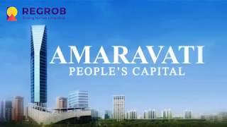 Amaravathi   Andhra Pradesh's New Capital   Road Network in Amaravathi   Animated Video