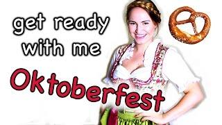GRWM zu Wiesn & Oktoberfest   Lena's Lifestyle