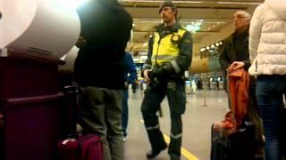 M3NSA Versus British Airways  Airport Police