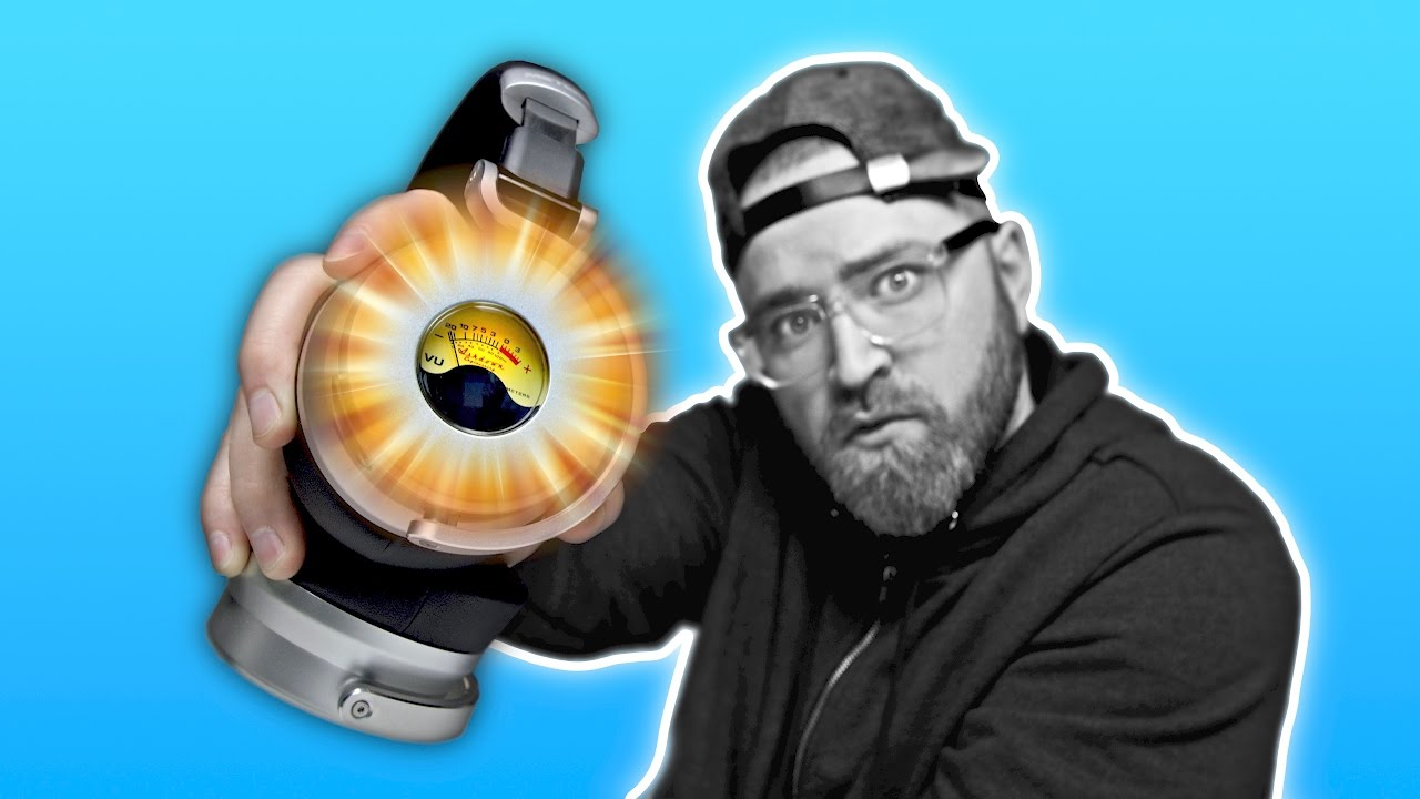 I Bet Your Headphones Can't Do This... thumbnail