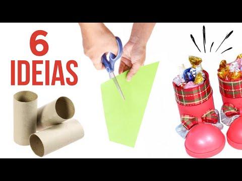 6 Ideias de Artesanato