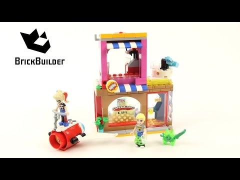 Vidéo LEGO DC Super Hero Girls 41231 : Le sauvetage d'Harley Quinn