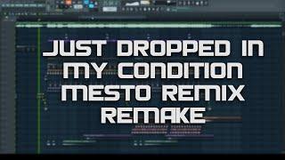 Sam Feldt & Girls Love DJs Feat. Joe Cleere - Just Dropped In (My Condition) (Mesto remix)REMAKE