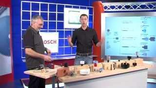 Bosch Lochsägen