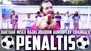 El reto de los penaltis