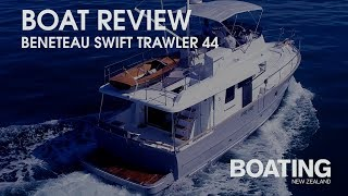 Boat Review - Beneteau Swift Trawler 44 With Sarah Ell