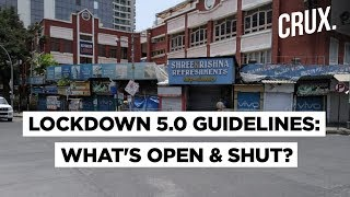 Lockdown 5.0 | Malls, Restaurants Can Reopen from June 8; Cinema Halls, Bars to Remain Shut
