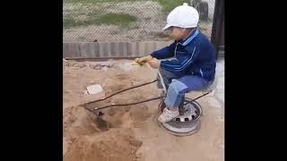 Тракторист высшего класса - მაღალი კლასის ტრაქტორისტი
