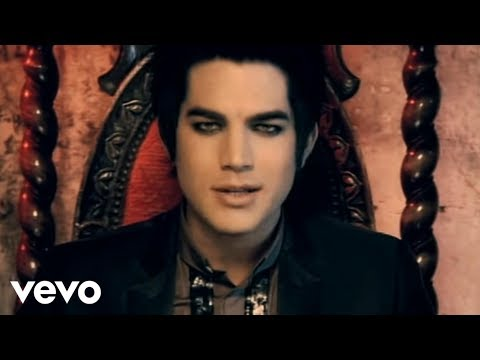 For Your Entertainment Lyrics – Adam Lambert