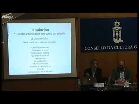 MESA 1: PATRIMONIO E SOCIEDADE. Activar o patrimonio na sociedade. A ciencia pública como paradigma