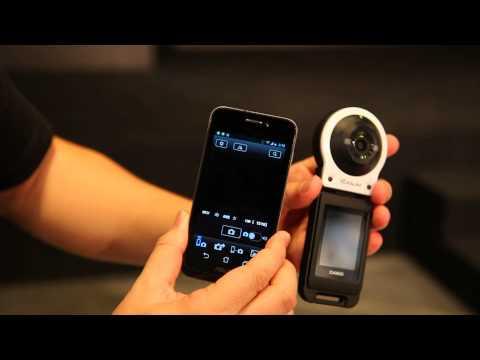 [DIGIPHOTO] Casio EX FR10 EXILIM Link拍攝示範