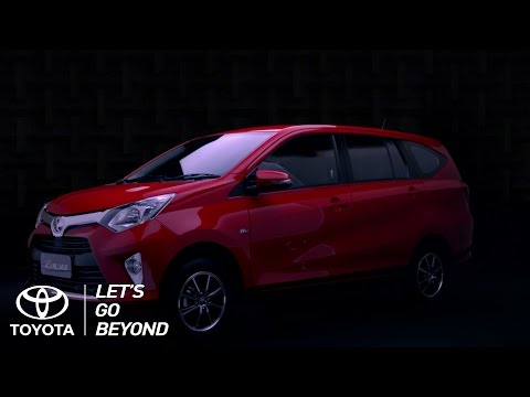 Toyota All New Calya - A Wonderful Surprise Product Video